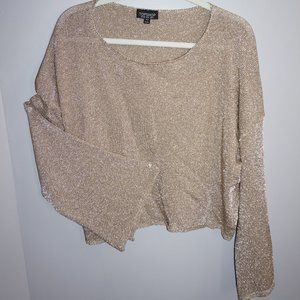 Topshop Knit Blouse